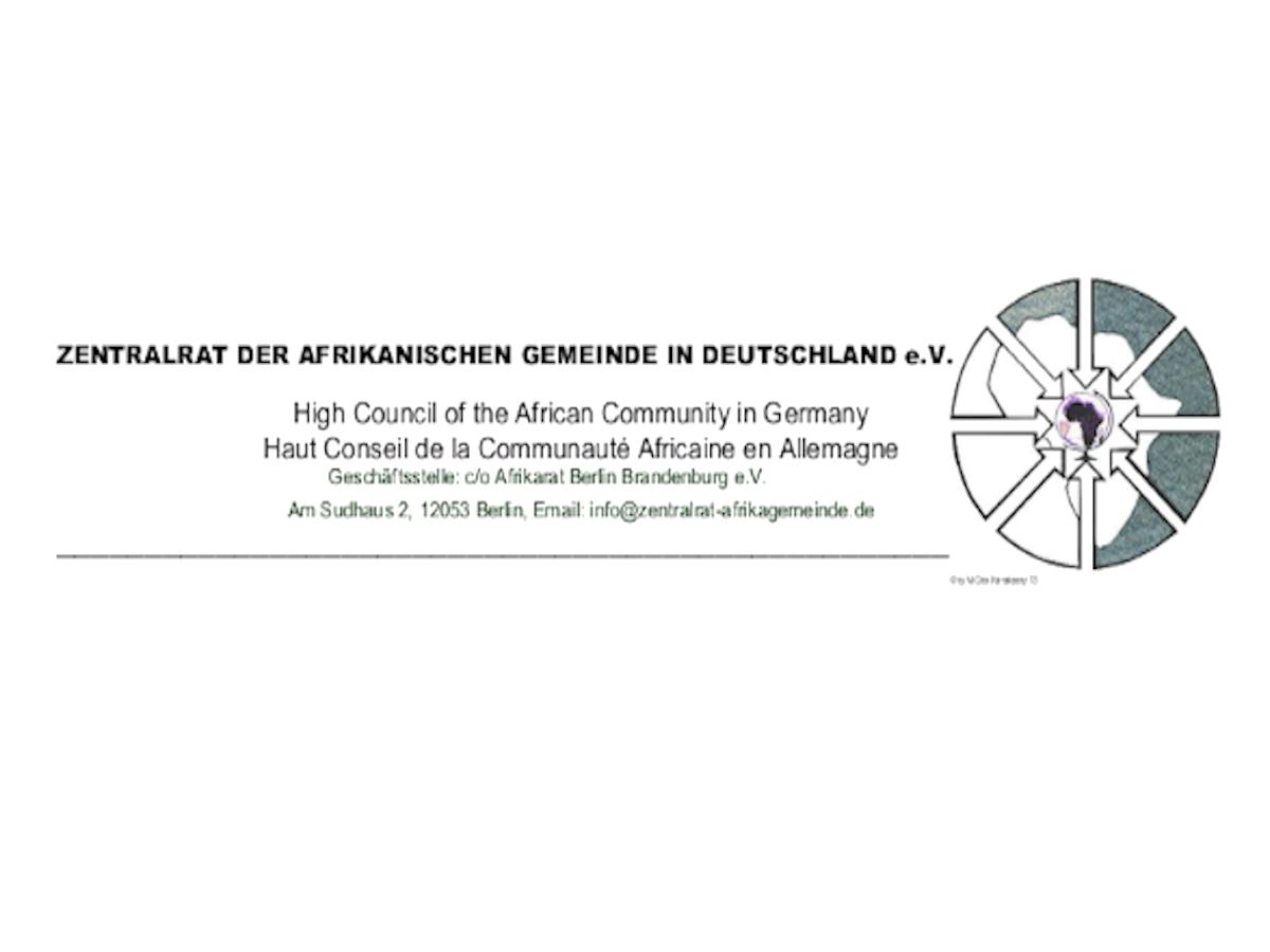 Briefkopf des ZAGDs